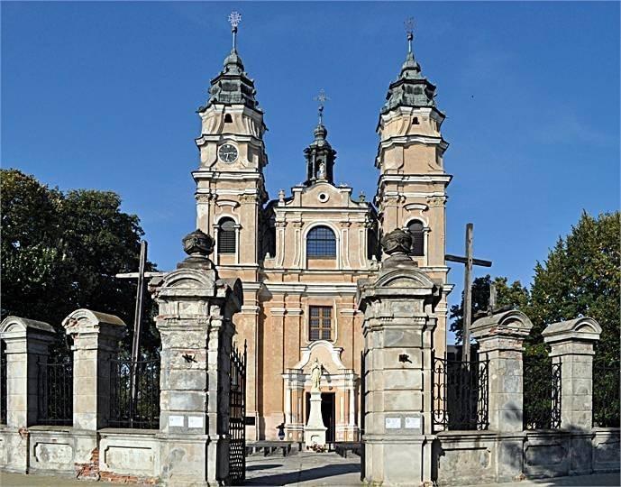 Weekend Klasztorze We Włodawie